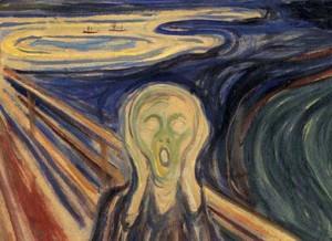 grito Vn Gogh