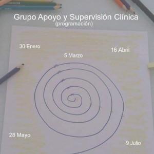 Prog. Grupo Apoyo y  Supervisión Clínica